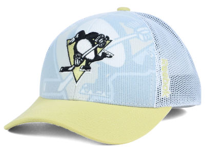 Pittsburgh Penguins Reebok NHL 2014 Kids Secondary Draft Hat