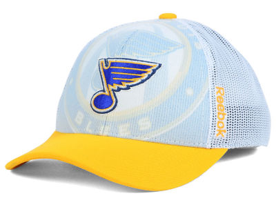 St. Louis Blues Reebok NHL 2014 Kids Secondary Draft Hat