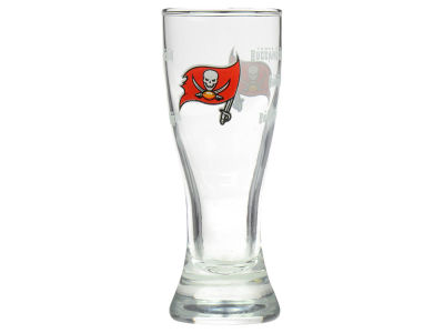 Tampa Bay Buccaneers Satin Etch Mini Pilsner
