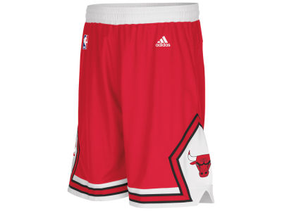 Chicago Bulls adidas NBA Men's 3G Swingman Shorts