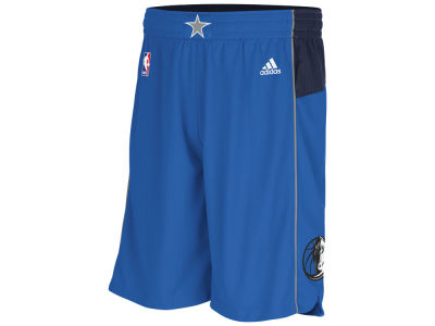 Dallas Mavericks adidas NBA Men's 3G Swingman Shorts