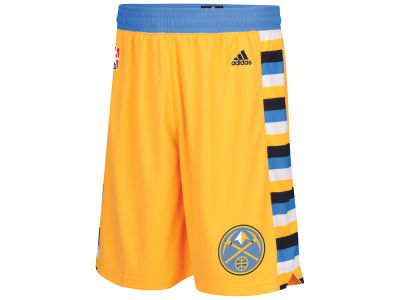 Denver Nuggets adidas NBA Men's 3G Swingman Shorts
