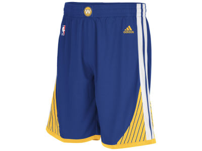 Golden State Warriors adidas NBA Men's 3G Swingman Shorts