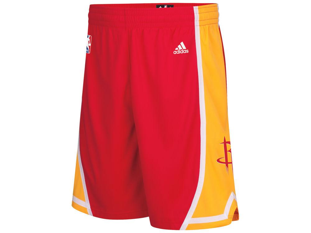 a99ef3153fd ... Houston Rockets adidas NBA Mens 3G Swingman Shorts ...