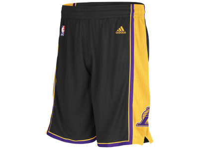 Los Angeles Lakers adidas NBA Men's 3G Swingman Shorts