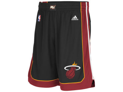 Miami Heat adidas NBA Men's 3G Swingman Shorts