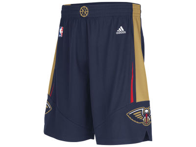New Orleans Pelicans adidas NBA Men's 3G Swingman Shorts
