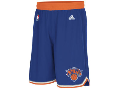 New York Knicks adidas NBA Men's 3G Swingman Shorts