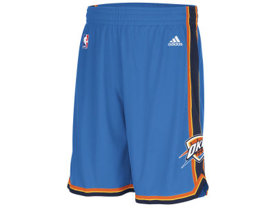 Oklahoma City Thunder adidas NBA Men's 3G Swingman Shorts