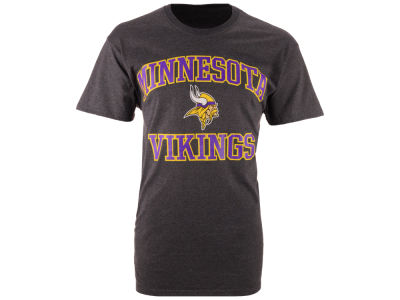 Minnesota Vikings NFL Heart and Soul T-Shirt