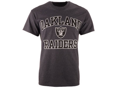 Oakland Raiders NFL Heart and Soul T-Shirt