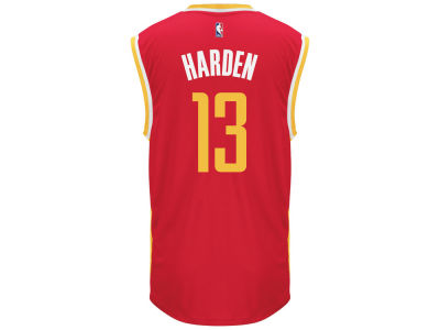 Houston Rockets James Harden adidas NBA Rev 30 Replica Jersey