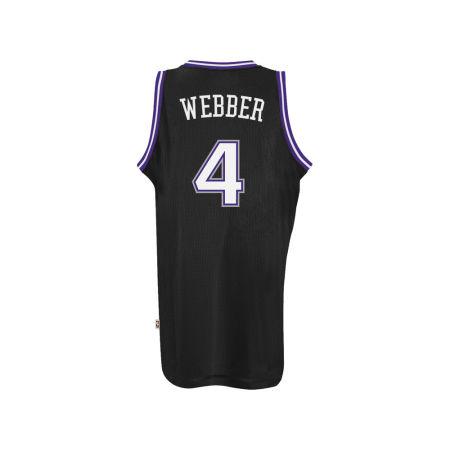 Sacramento Kings Chris Webber Adidas NBA Men's Retired Player Swingman Jersey