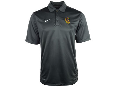 Wyoming Cowboys Nike NCAA Reckoning Polo