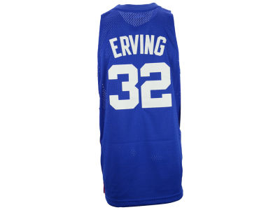 New Jersey Nets Julius Erving  adidas NBA Retired Player Swingman Jersey
