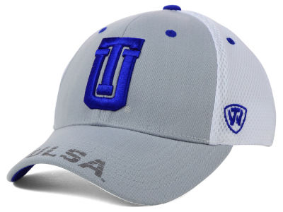 Tulsa Golden Hurricane Top of the World NCAA Albatross Hat