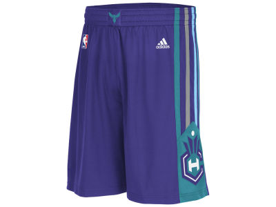 Charlotte Hornets adidas NBA Men's 3G Swingman Shorts