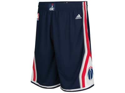 Washington Wizards adidas NBA Men's 3G Swingman Shorts