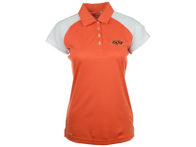 Oklahoma State Cowboys NCAA Womens Zoey Polo Shirt