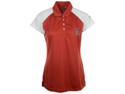 Texas Tech Red Raiders NCAA Womens Zoey Polo Shirt