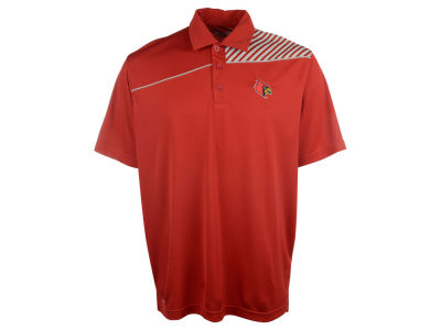 Louisville Cardinals NCAA Approach Polo