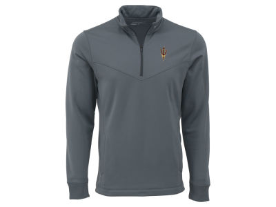 Arizona State Sun Devils Nike NCAA Men's Therma Cover Up Half Zip Pullover Shirt