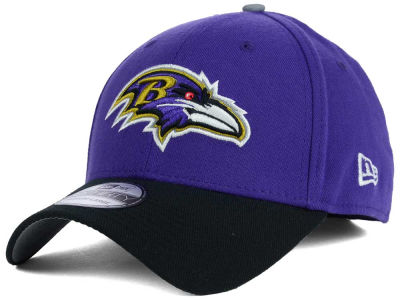 Baltimore Ravens New Era NFL Thanksgiving On Field Reflective 39THIRTY Cap