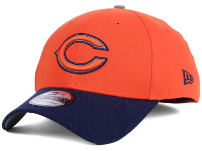 Chicago Bears New Era NFL Thanksgiving On Field Reflective 39THIRTY Cap