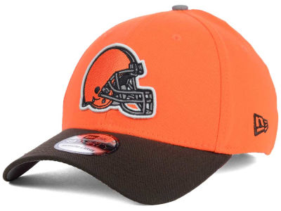 Cleveland Browns New Era NFL Thanksgiving On Field Reflective 39THIRTY Cap