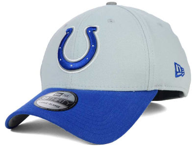 Indianapolis Colts New Era NFL Thanksgiving On Field Reflective 39THIRTY Cap