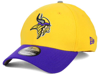 Minnesota Vikings New Era NFL Thanksgiving On Field Reflective 39THIRTY Cap