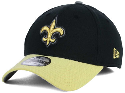 New Orleans Saints New Era NFL Thanksgiving On Field Reflective 39THIRTY Cap