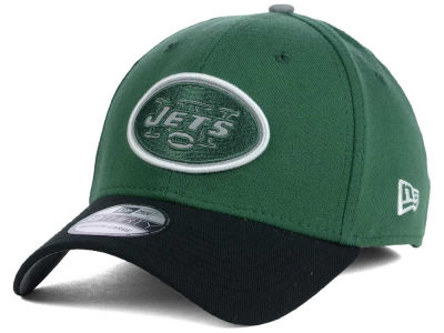 New York Jets New Era NFL Thanksgiving On Field Reflective 39THIRTY Cap