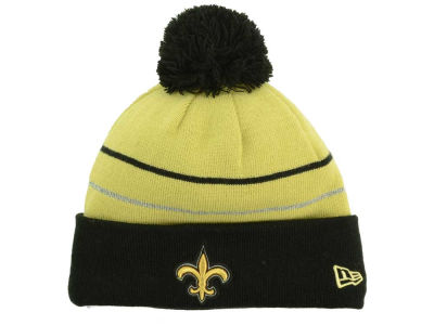 New Orleans Saints New Era NFL Thanksgiving On Field Reflective Sport Knit