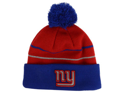 New York Giants New Era NFL Thanksgiving On Field Reflective Sport Knit