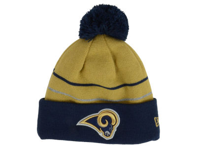 Los Angeles Rams New Era NFL Thanksgiving On Field Reflective Sport Knit