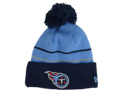 Tennessee Titans New Era NFL Thanksgiving On Field Reflective Sport Knit