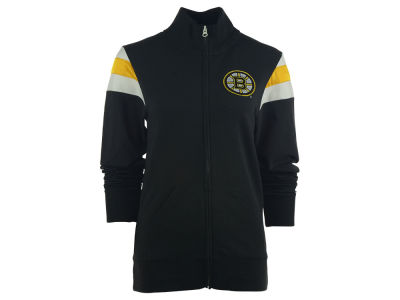 Boston Bruins NHL Women's Crossover Track Jacket