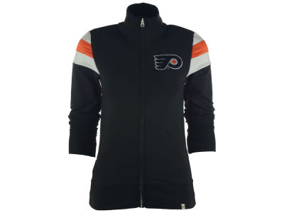 Philadelphia Flyers NHL Women's Crossover Track Jacket