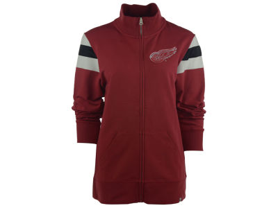Detroit Red Wings NHL Women's Crossover Track Jacket