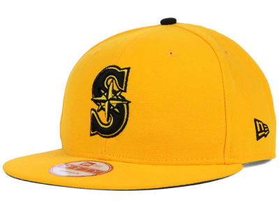 Seattle Mariners New Era MLB Snap-Dub 9FIFTY Snapback Cap