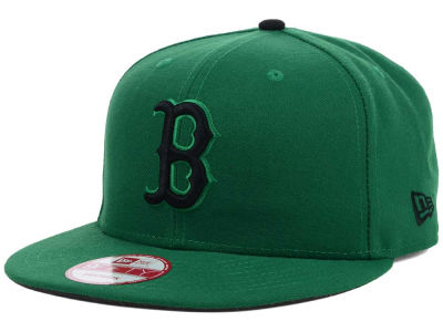 Boston Red Sox New Era MLB Snap-Dub 9FIFTY Snapback Cap