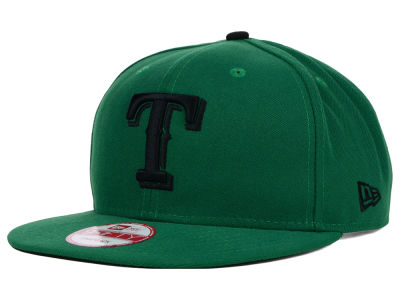 Texas Rangers New Era MLB Snap-Dub 9FIFTY Snapback Cap