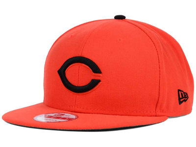 Cincinnati Reds New Era MLB Snap-Dub 9FIFTY Snapback Cap