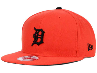 Detroit Tigers New Era MLB Snap-Dub 9FIFTY Snapback Cap