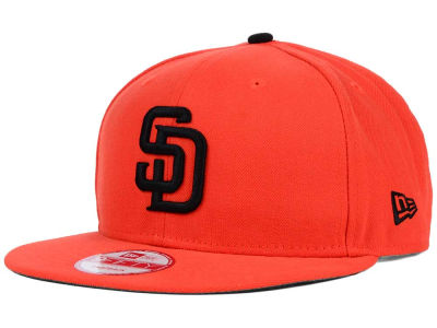 San Diego Padres New Era MLB Snap-Dub 9FIFTY Snapback Cap