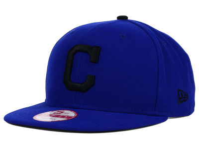 Cleveland Indians New Era MLB Snap-Dub 9FIFTY Snapback Cap