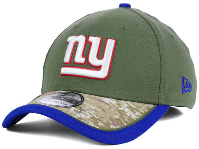 New York Giants New Era NFL Salute to Service 39THIRTY Cap