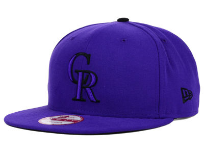 Colorado Rockies New Era MLB Snap-Dub 9FIFTY Snapback Cap