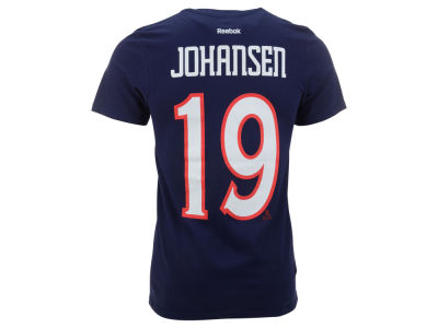 Columbus Blue Jackets Ryan Johansen Reebok NHL Men's Player T-Shirt